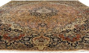 consigned antique persian mashhad area rug with regency style 11 6x14 4 traditional area rugs by esmaili rugs and antiques inc