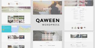 Wedding Wordpress Theme Download Qaween Wedding Wordpress Theme Just Wp Themes