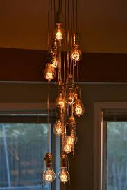 Chic Cool Hanging Lights Creative Home Designing Inspiration