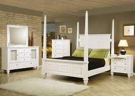 Painted Bedroom Furniture Vintage Painted White Bedroom Furniture Greenvirals Style