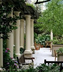 garden pillars. Landscaping Garden Decor Ideas Pillars Of And