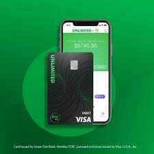 Check spelling or type a new query. Green Dot Launches The Unlimited Cash Back Bank Account To Help Americans Build Savings While They Spend Green Dot Corporation