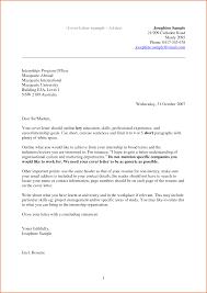 Cover Letter Cv Hospitality Proyectoportal Com