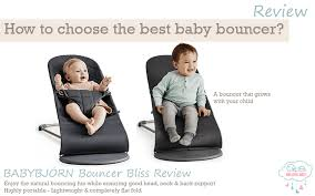 how to choose the best baby bouncer for your baby babybjÖrn bouncer bliss review