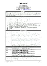 Best Resume Samples For Software Engineers Resume For Your Job