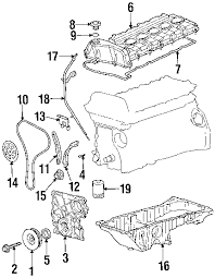 parts com® genuine factory oem 2005 buick rainier cxl l6 4 2 diagrams