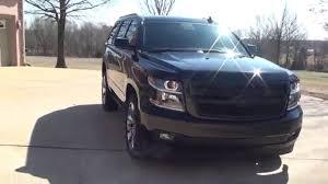 HD VIDEO 2015 CHEVROLET TAHOE LTZ 4WD NAV BLACK LOADED FOR SALE ...