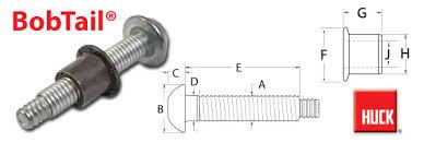 Duncan Bolt Huck Bobtail Metric
