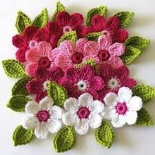 Free Crochet Flower Patterns Mesmerizing 48 Beautiful And Free Crochet Flower Patterns Pearltrees