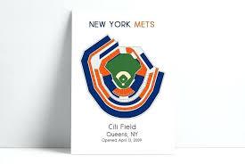 Ny Mets Virtual Seating Chart Citi Field Seating Map Tiendademoda Com Co