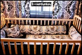 good looking baby nursery room decor with punk baby crib bedding foxy picture of accessories