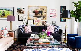 Living Room  Devine Living Room Design Ideas With Stylish - Black couches living rooms