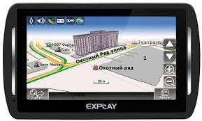 купить GPS-навигатор explay PN-940, цена, отзывы. Продажа ...