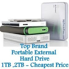 external hard drive brand