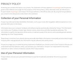 A Beginners' Guide to Privacy Policies - Blue 37 Blog