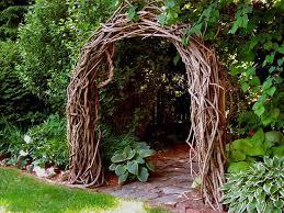 garden archway garden nook garden arch