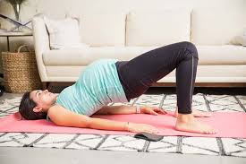4ws of exercising during pregnancy
