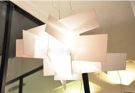 promotion 65cm modern lamp designe big bang bedroom light fixtures chandelier pendant lamp lighting white in stock in pendant lights from lights lighting