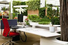 office planter boxes. Awesome-home-office-design-with-green-paltns-decoration- Office Planter Boxes