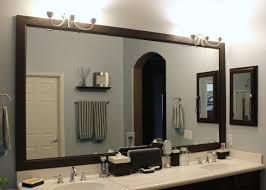 wood mirror frame ideas. Diy Bathroom Mirror Frame Ideas Pinterest Wood N
