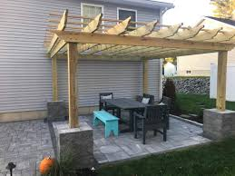 paver patio with pergola. Wonderful With Recent Posts Throughout Paver Patio With Pergola O