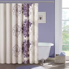 Floral Shower Curtain | Modern Shower Curtains | Shower Curtain Floral