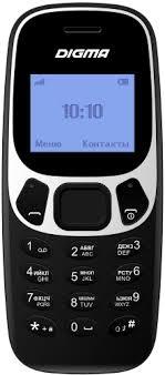 Мобильный <b>телефон Digma Linx</b> A105N 2G Black (LT1046PM ...