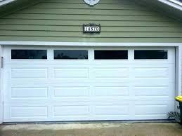 cat door window insert cat door for garage door cat door for garage garage door window