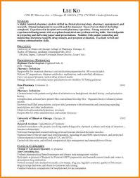 Pharmacist Resume Objective Sample 100 pharmacist resume template Resume Cover Note 26