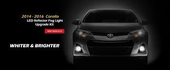 Toyota OEM Fog Light Kits