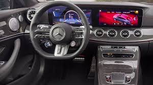 The mbux augmented reality function also allows the ideal racing line of a stored race track to be displayed on the multimedia display or optional. 2021 Mercedes Amg E53 Coupe Interior