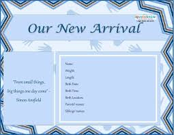 birth announcement templates 46 birth announcement templates cards ideas wording