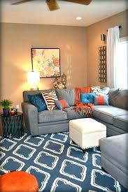 orange living room decor grey and orange living room blue and orange decor tan blue orange gray more blue orange living room decorating ideas orange walls