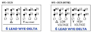 6 lead 3 phase motor wiring diagram gooddy org 3 phase motor wiring diagram 6 wire at 3ph Motor Wiring Diagram