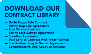 The Perfect Dog & Puppy Sale Contract With Free Templates