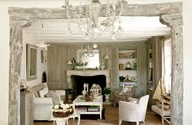 french country living rooms. Distressed Paneling French Country Living Rooms