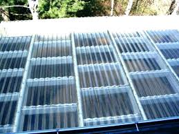 plastic roofing sheets panels corrugated