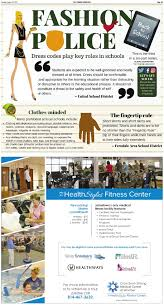 pdf back to dress code infographic