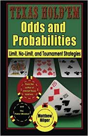 Texas Holdem Odds And Probabilities Matthew Hilger