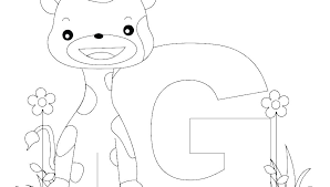 Letter D Printable Coloring Pages Free Letter Coloring Pages Free