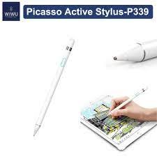Bút cảm ứng chính hãng Wiwu PICASO Active Stylus -P339 Touch Pen ,  IOS/Androi/Window