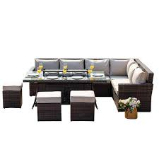 direct wicker beverly 8 piece wicker