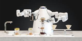 Coffee maker robot baristas source: This Coffee Making Robot Is What You Need To See First Thing In The Morning Gadget Flow