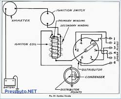 Chevy 283 ignition coil wiring diagrams