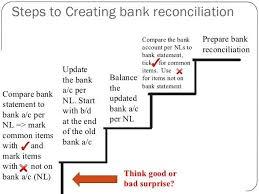 bank reconciliation form bank reconciliation statement template bank reconciliation