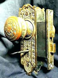 antique door locks. Plain Antique Antique Door Hardware Vintage Locks Old Fashioned Knobs For Sale Sold  Crystal Ebay In