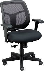 edge office chair with mesh back and black leatherette seat. wonderful mesh back and seat office chair eurotech mt9400 apollo fabric edge with black leatherette c