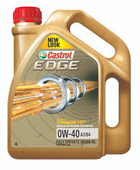 Product Range Castrol Edge Engine Oil Car Products