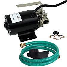 garden hose pump. Watershed Innovations 320GPH Hydrapump Mini-115V 1/10th Hp 330 Gph Portable Transfer Water Garden Hose Pump G
