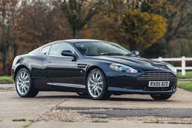 2005 Aston Martin Db9 Classic Car Auctions
